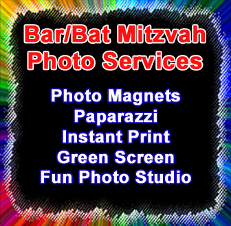 Bar Mitzvah Instant Photo Favors